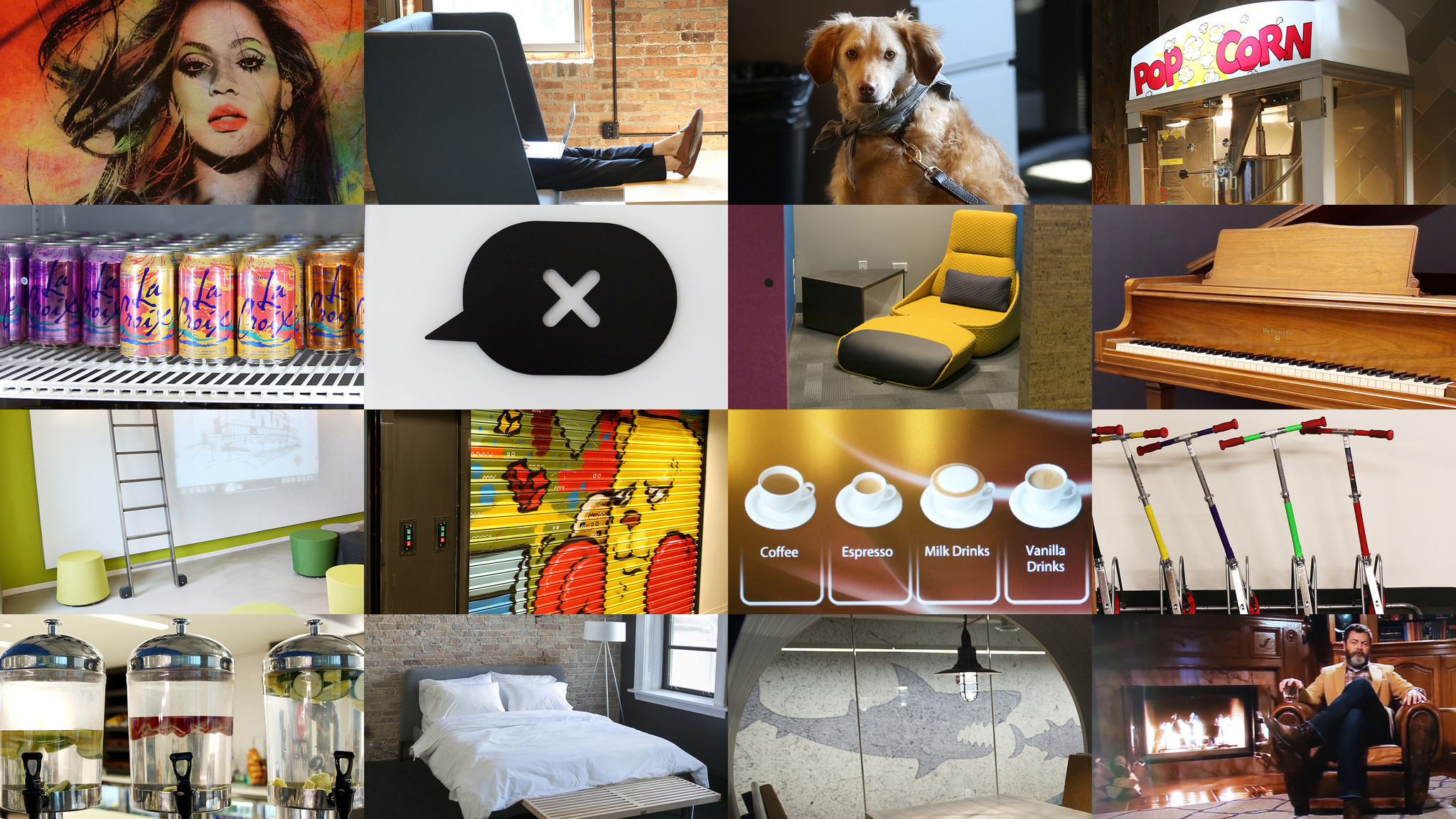 tour stylish office los. 50 Things We Wish Had At Our Office Tour Stylish Los