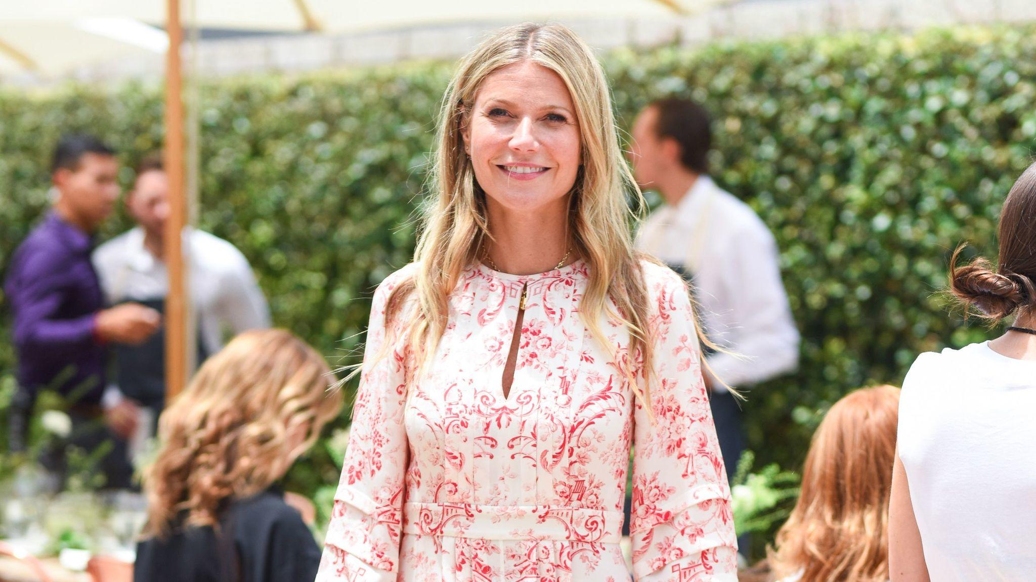 Gwyneth Paltrow opened up about Goop and guys on a recent podcast. (Owen Kolasinski / BFA.com)