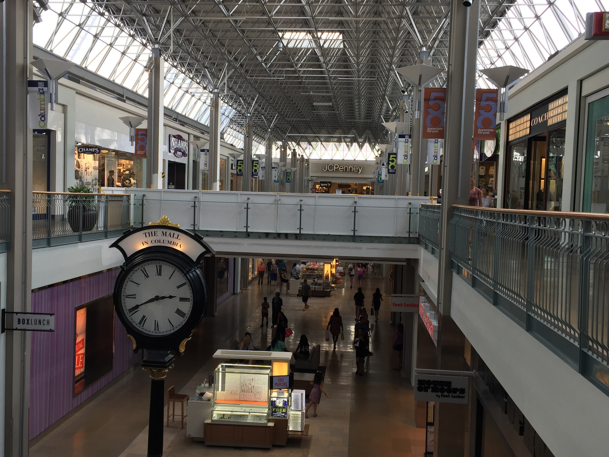 Mall In Columbia To Bring New Retailers Restaurants Through 2018 Howard County Times