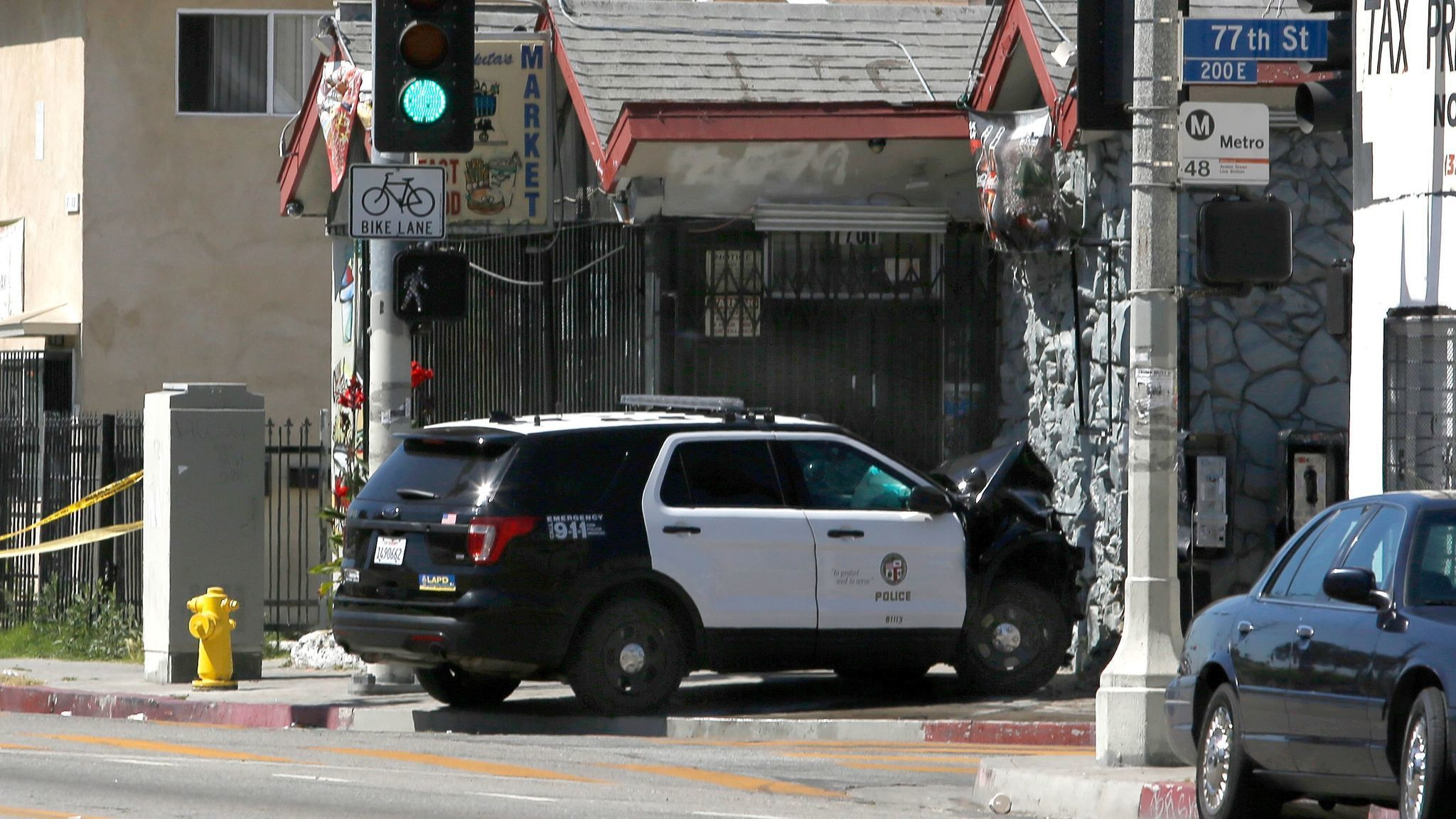 LAPD Cadets Stole Police Cars And May Have Impersonated
