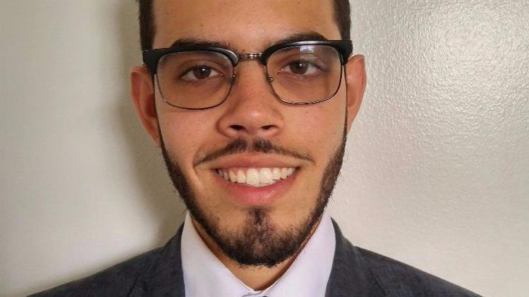 Daniel Lopez, 21, is a student at the University of Central Florida studying economics. He is the t