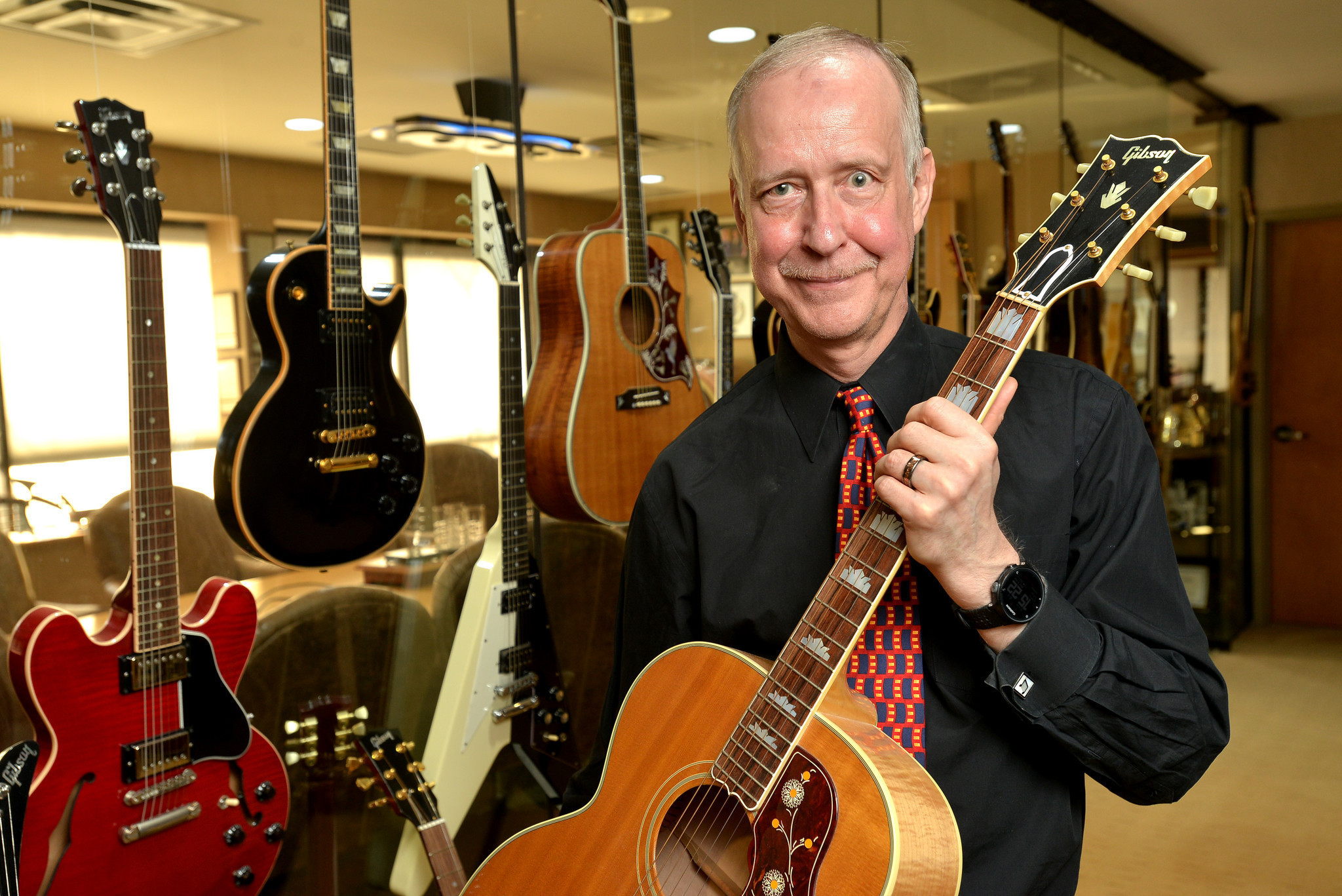 Gibson Brands transforms guitar-making into diverse 'music lifestyle' firm