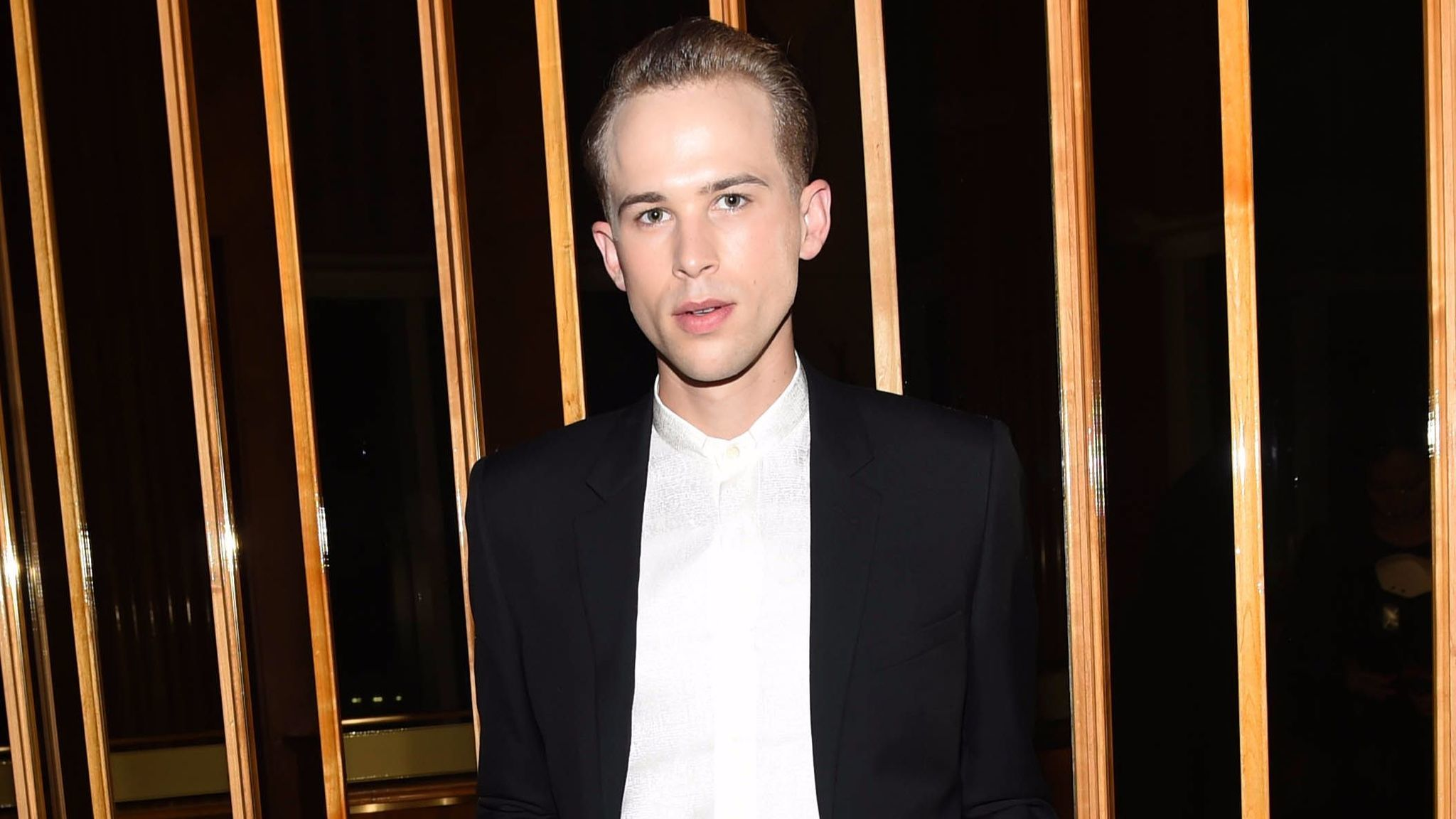 Tommy Dorfman attends the CFDA Fashion Awards after-party at the Boom Boom Room in New York on June 5, 2017.