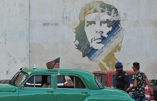Havana says Trump's policy on Cuba doomed to fail