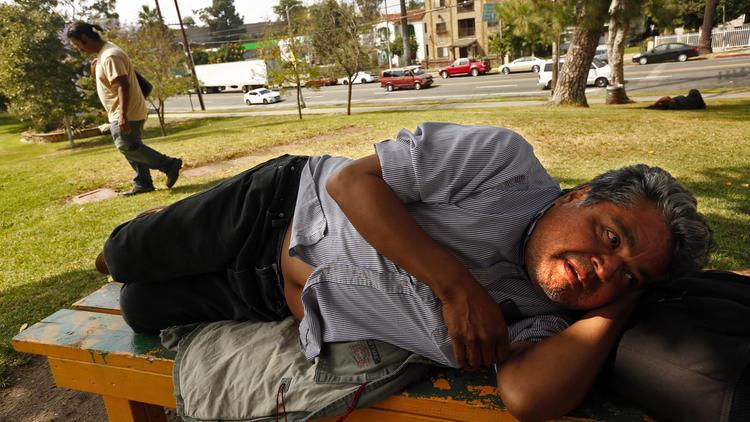 Hay 63 mil nios sin hogar en Los ngeles; estos son los