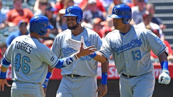 JC Ramirez, Angels get lit up by the Royals 7-3