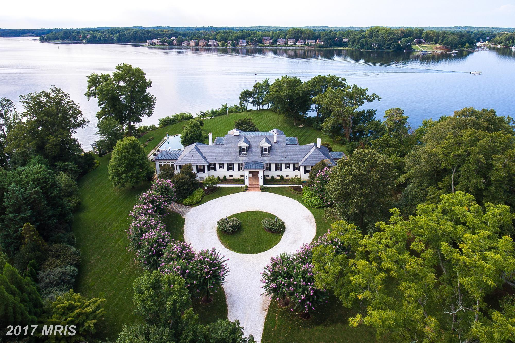 10 most expensive homes for sale in the baltimore area for Most expensive homes in maryland