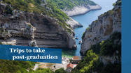 11 trips to take post-graduation