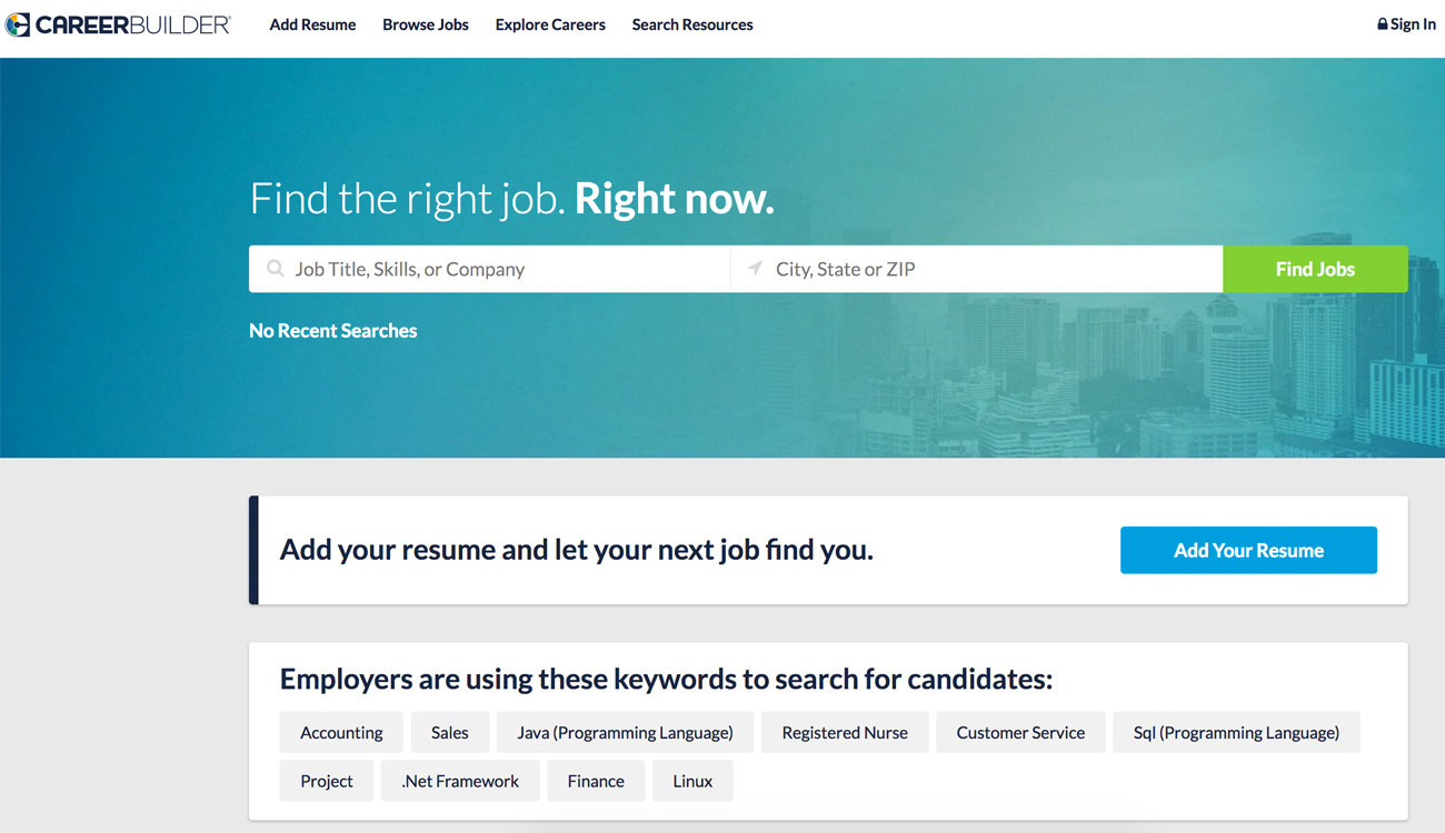 resume career builder resume builder for students to get ideas how to make attractive resume 18