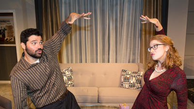 Five questions for playwright Stuart Meltzer about 'Goldberg Variations'