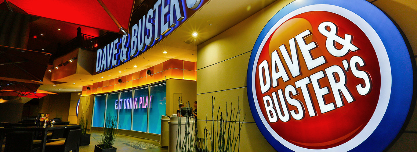 dave busters will open at white marsh mall baltimore sun. Black Bedroom Furniture Sets. Home Design Ideas