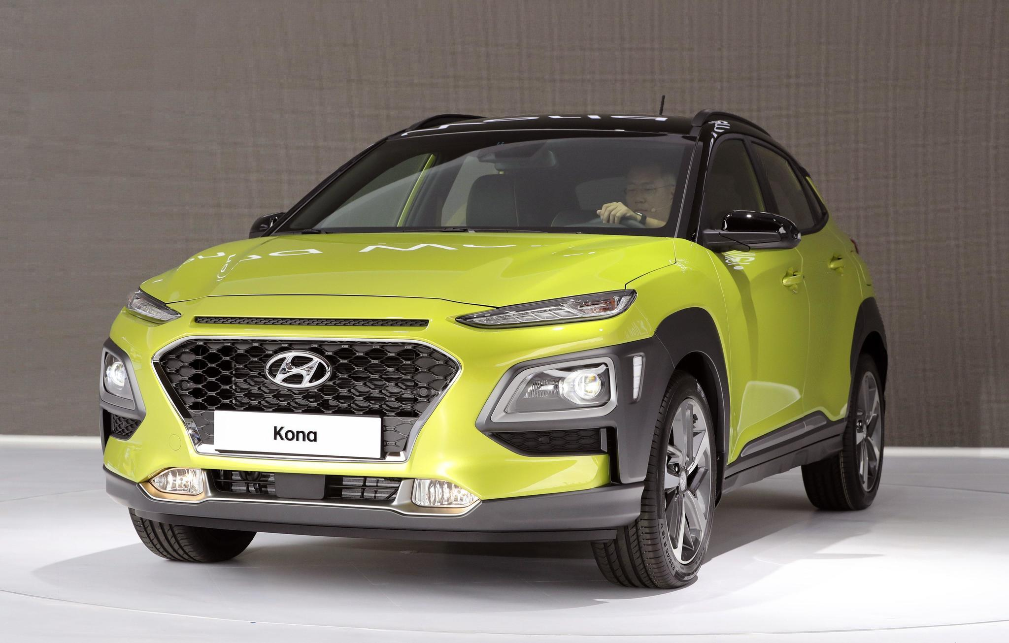 Hyundai Launches Kona Subcompact Crossover Chicago Tribune