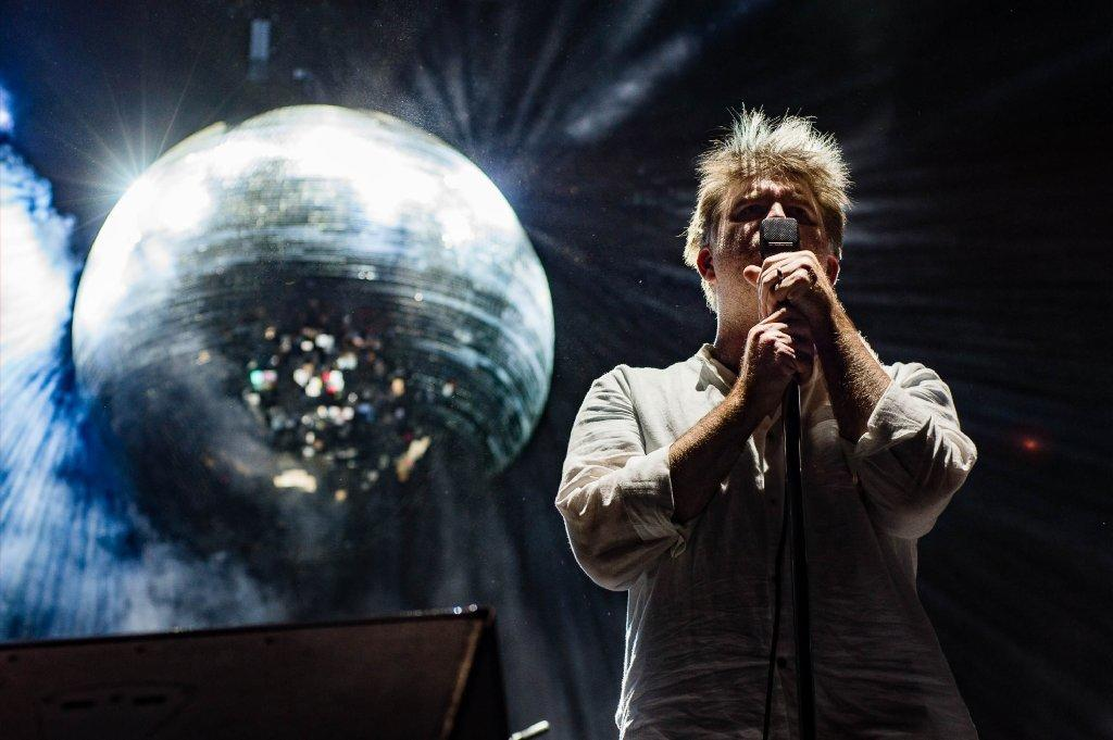 LCD Soundsystem's James Murphy. (Matt Forsythe / The Canadian Press Images via AP Images)
