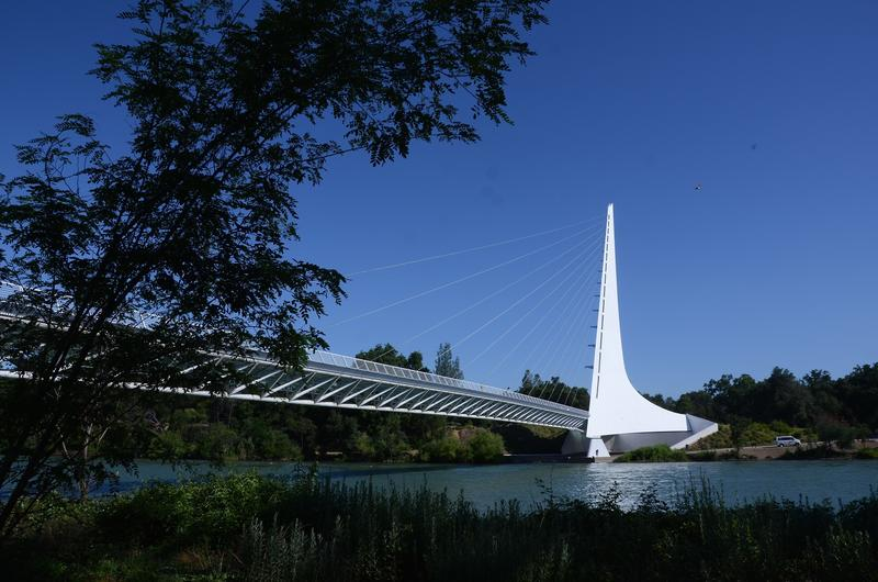 Sundial Bridge, Redding, Calif.