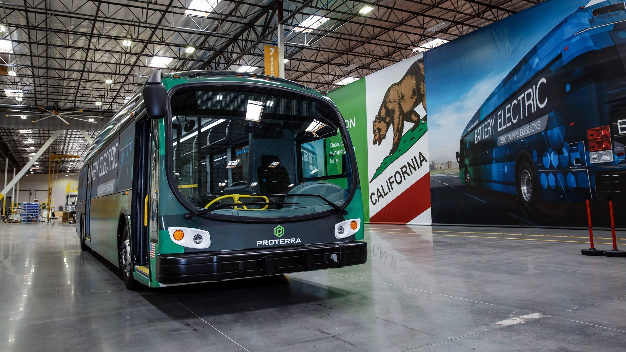 Metro Bus Cleaner : Electric buses are l a s transit future la times