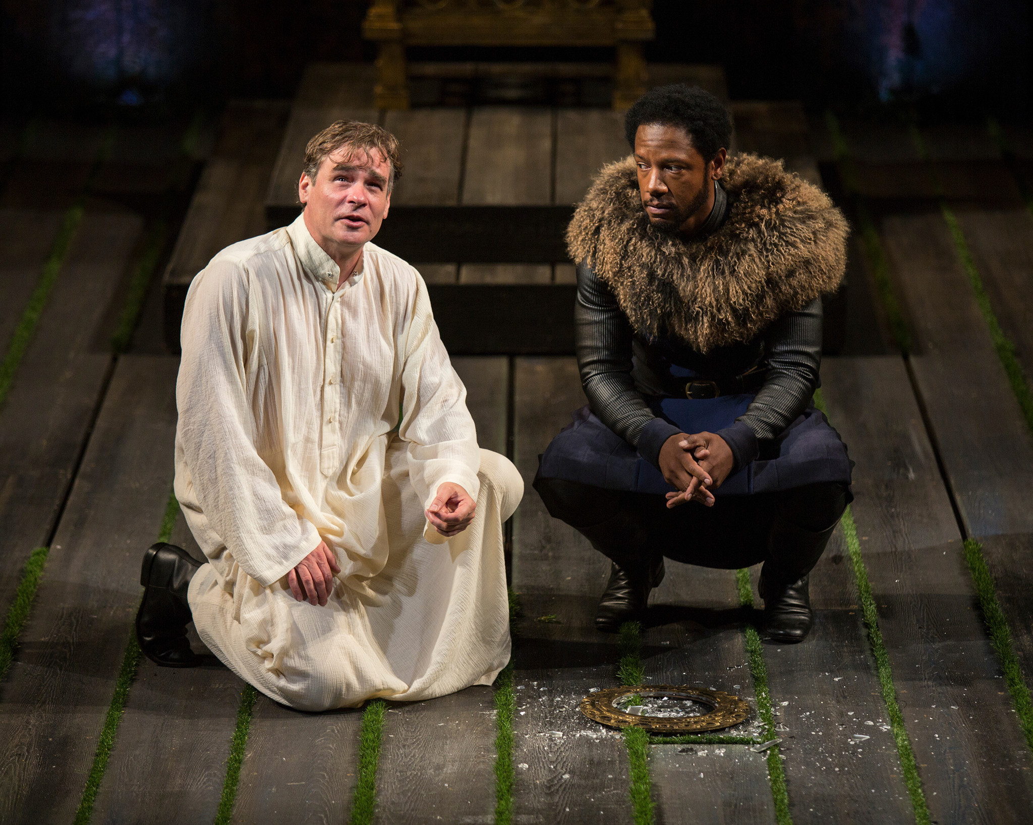 Image result for richard ii the old globe
