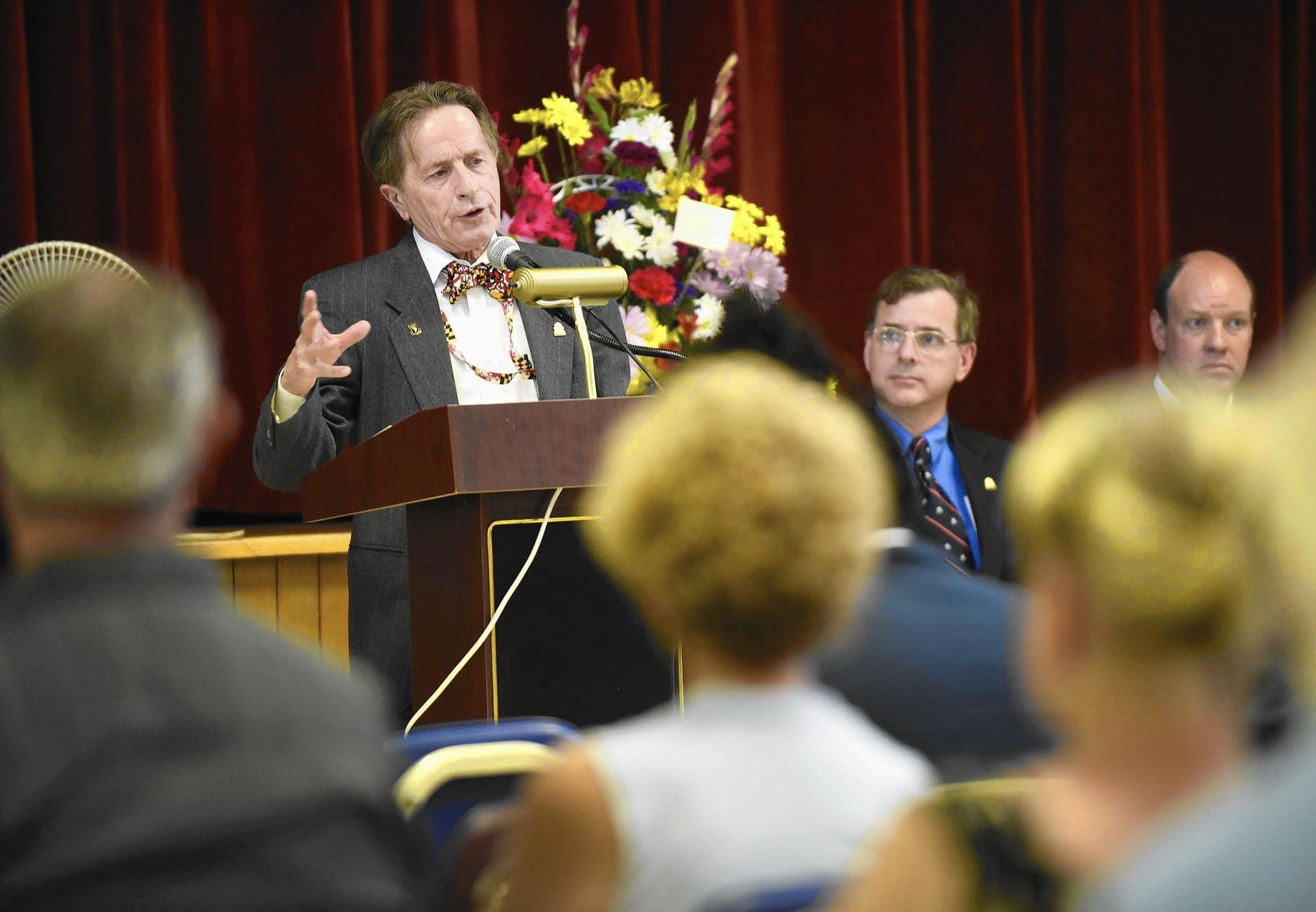 Anatomy Board of Maryland donor ceremony - Carroll County Times