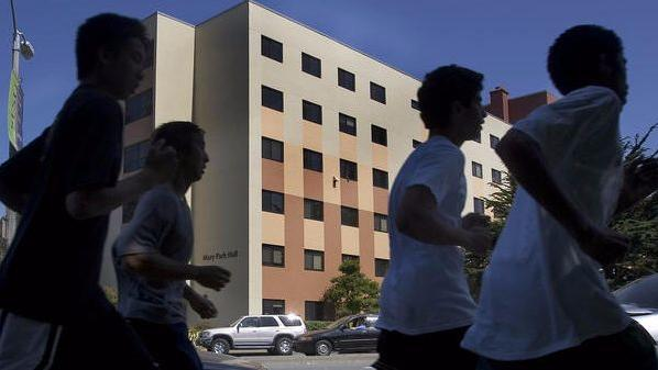 San Francisco State University (Robert Durell / Los Angeles Times)