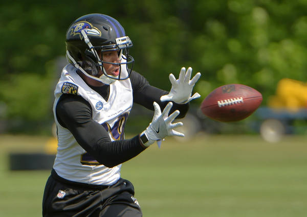 Ravens rookie cornerback Marlon Humphrey unlikely to be used in slot