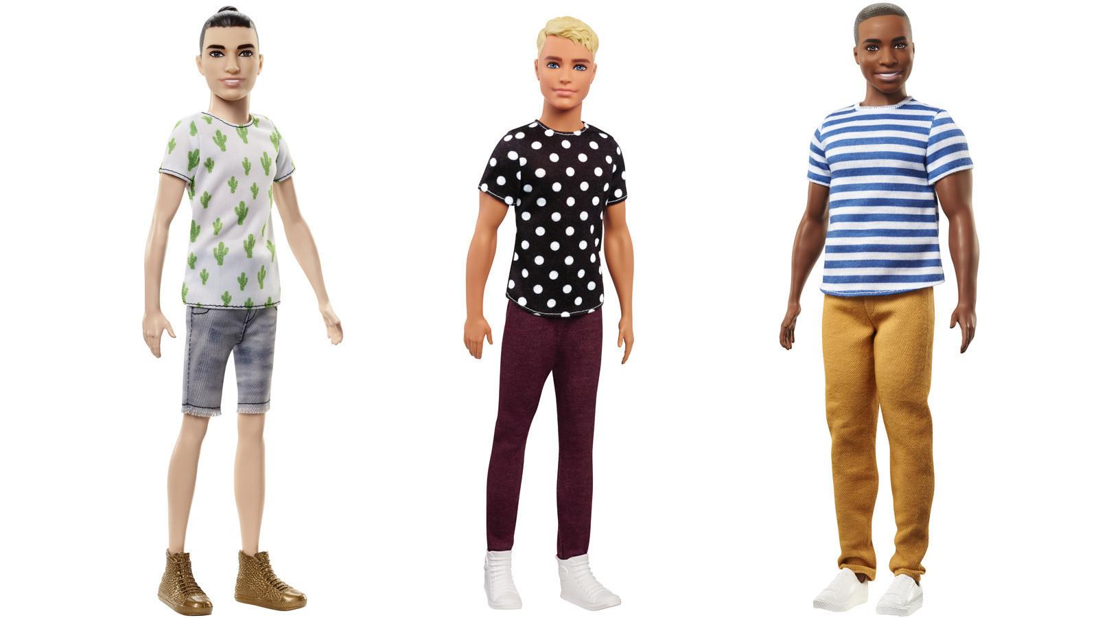 abcnews.go.com Barbie, are you ready for man-bun or dad-bod Ken?