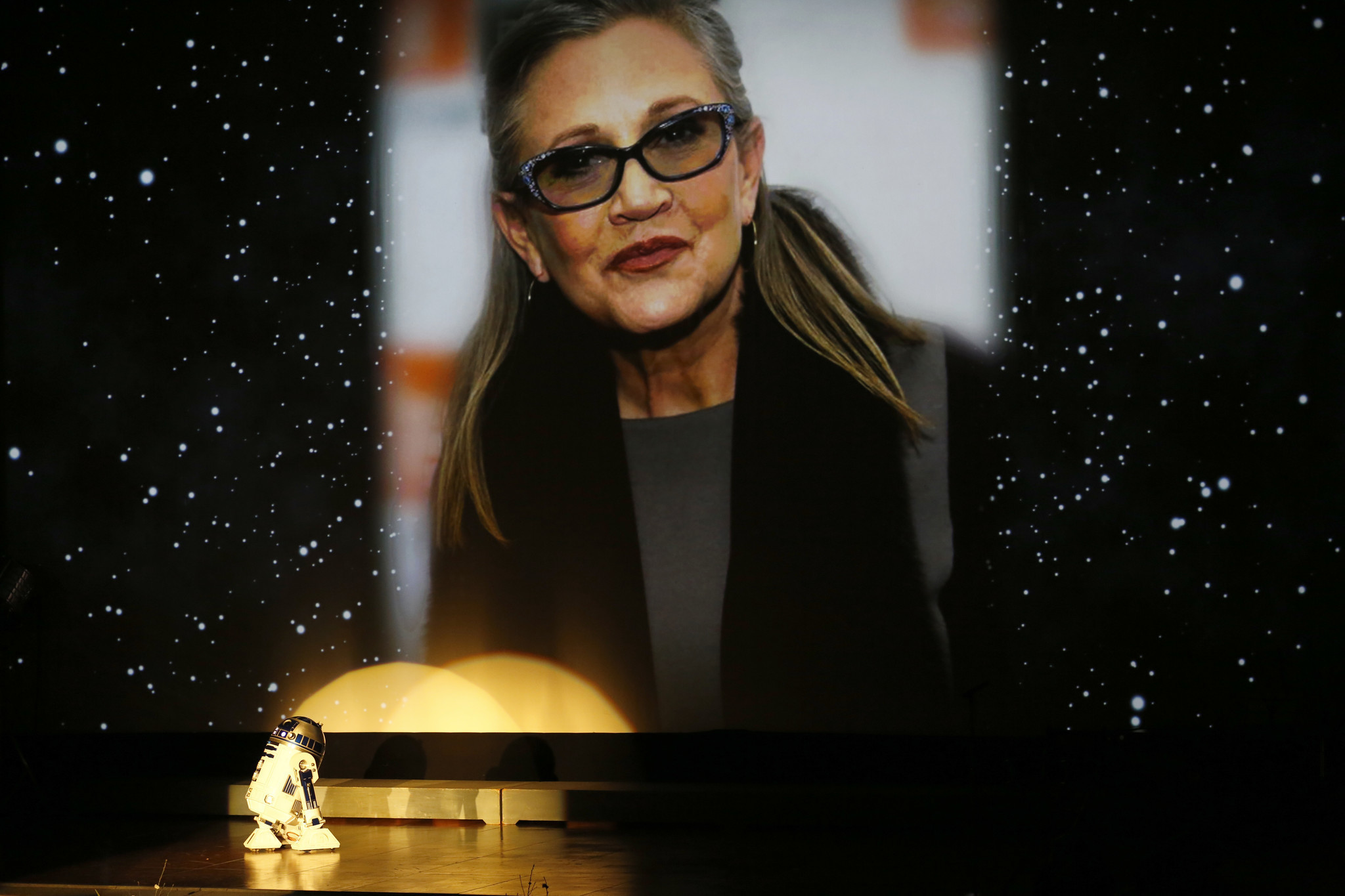 Carrie Fisher opened up about her demons — and knew she wouldn't have a Hollywood ending