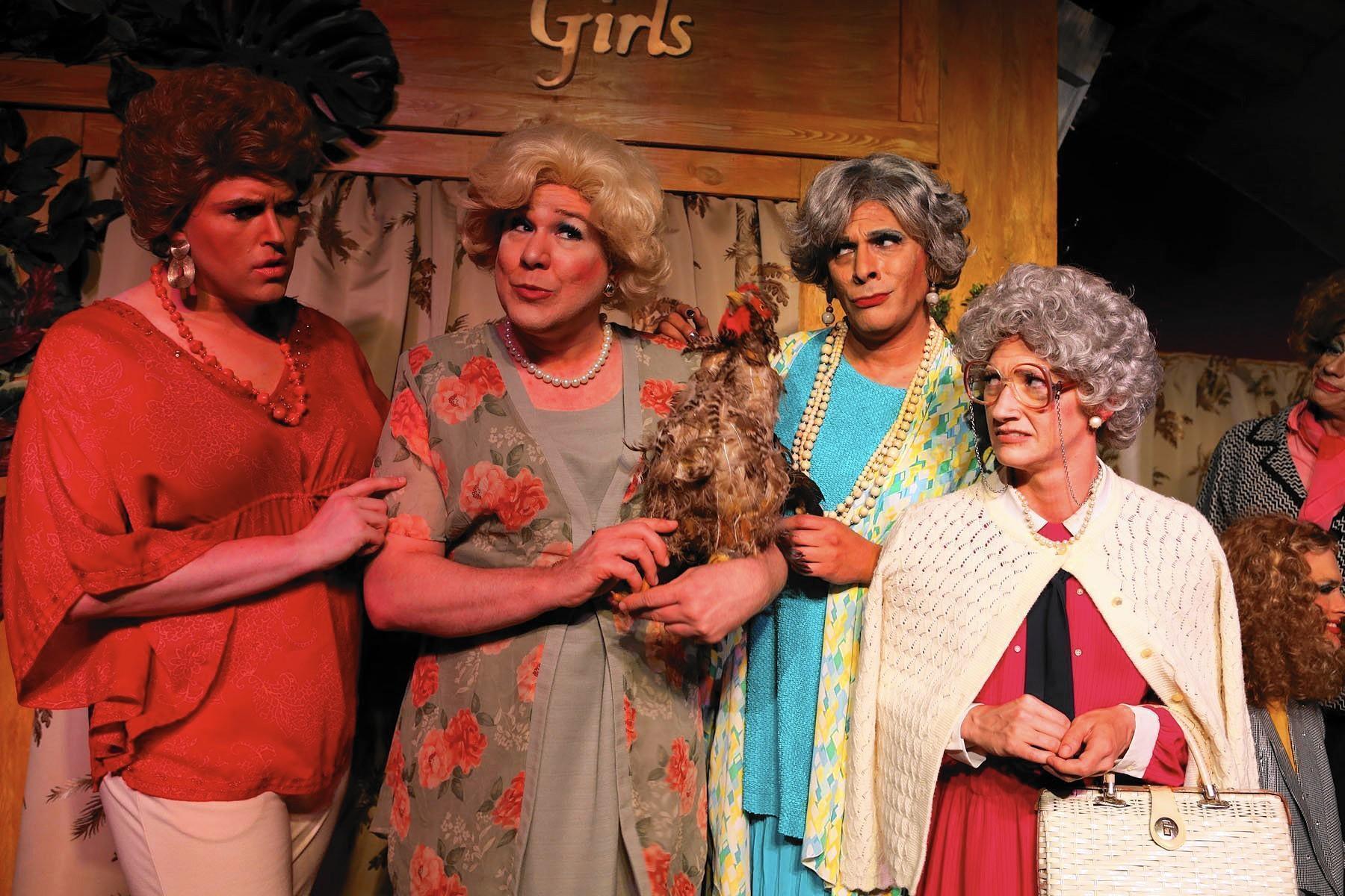 Campy Golden Girls Spoof Misses The Mark Chicago Tribune