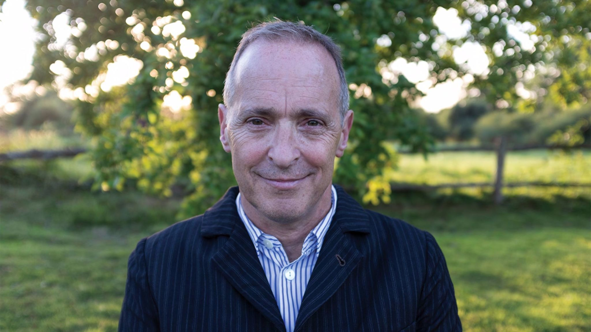 David Sedaris on his new book, 'Theft by Finding'