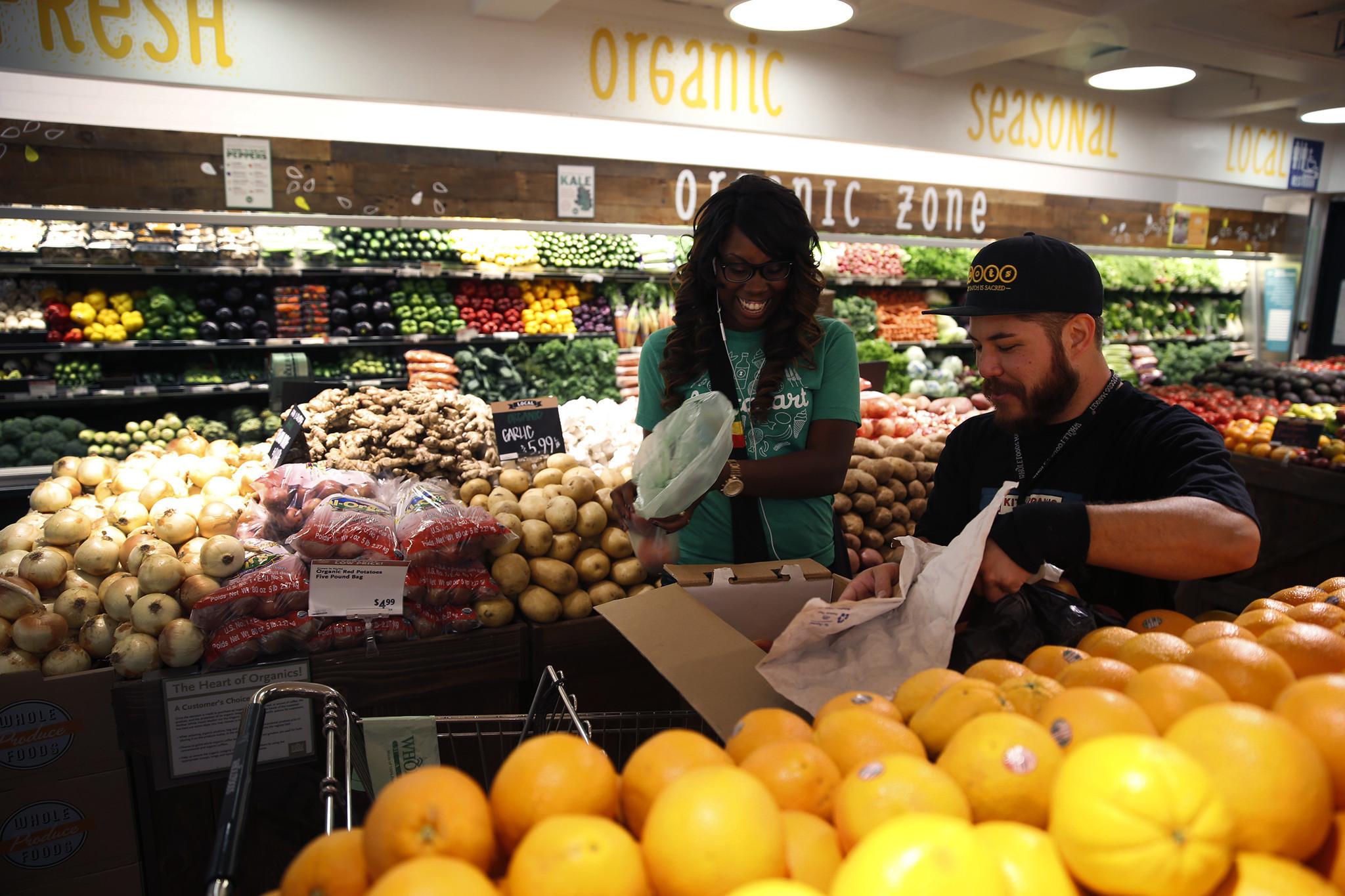 Chicago Tribune Amazon Whole Foods
