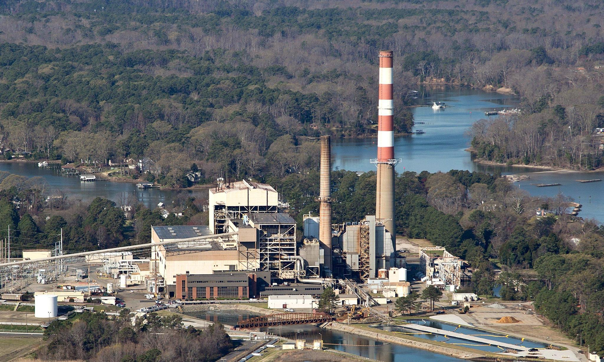Yorktown Power Plant Coal Burning Units Back Online For