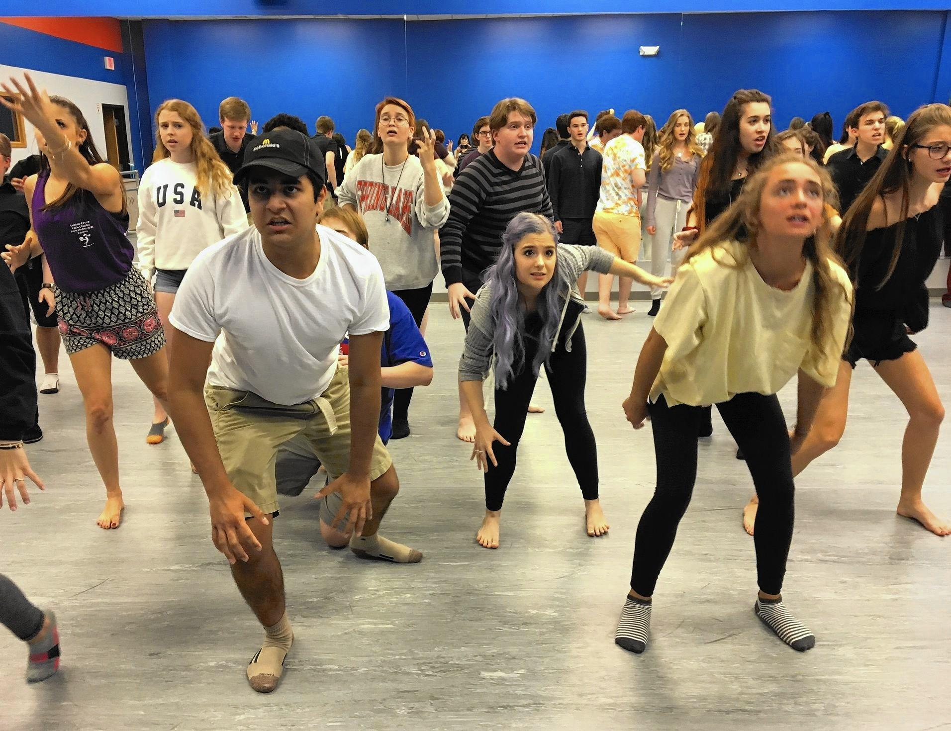 'Hunchback of Notre Dame' comes to Nazareth Academy - The Doings La Grange