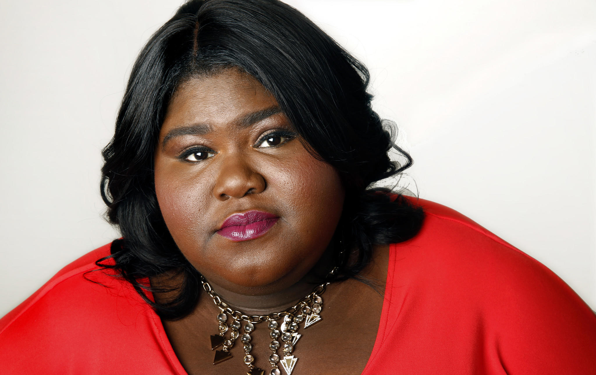 """Gabourey Sidibe before the premiere of """"Empire"""" season two. (Carolyn Cole / Los Angeles Times)"""