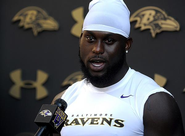 Charges dismissed against former Raven Matt Elam from his May arrest