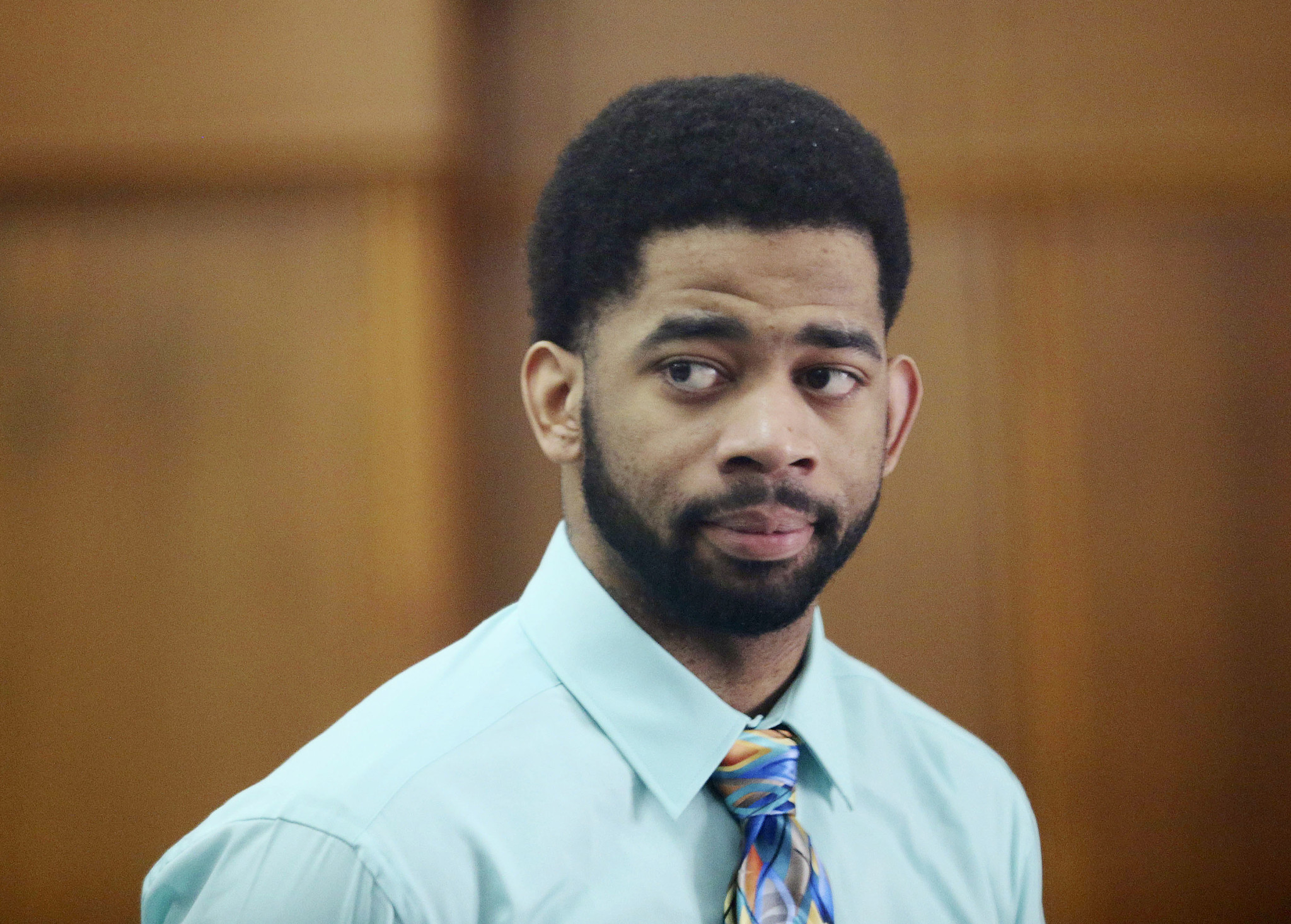 Milwaukee mayor urges peaceful protest after ex-cop ...