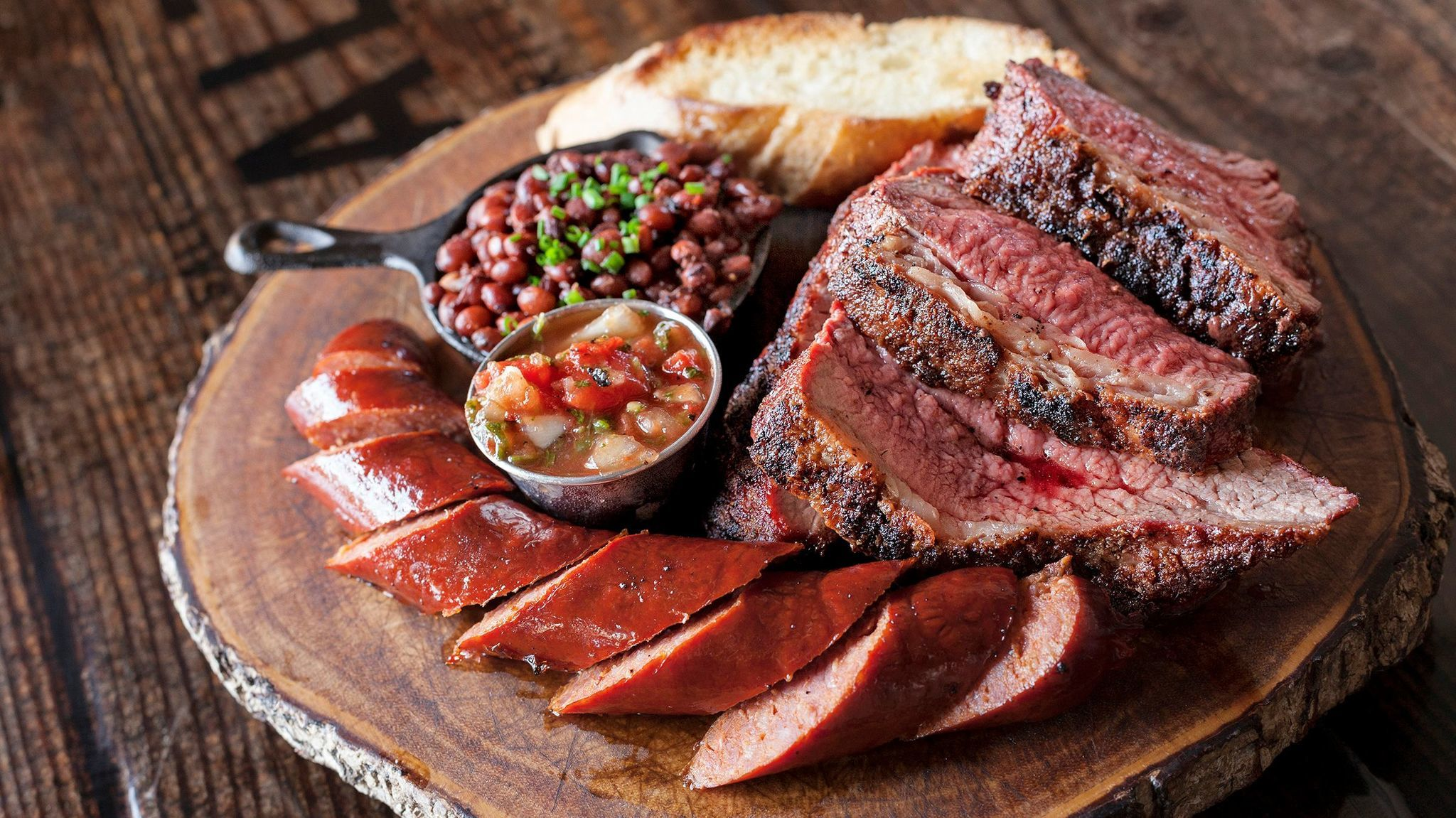 SeaSalt Woodfire Grill is the only restaurant in O.C. brave enough to tackle Santa Maria-style barbecue, which cooks tri-tip over temperamental oak logs.