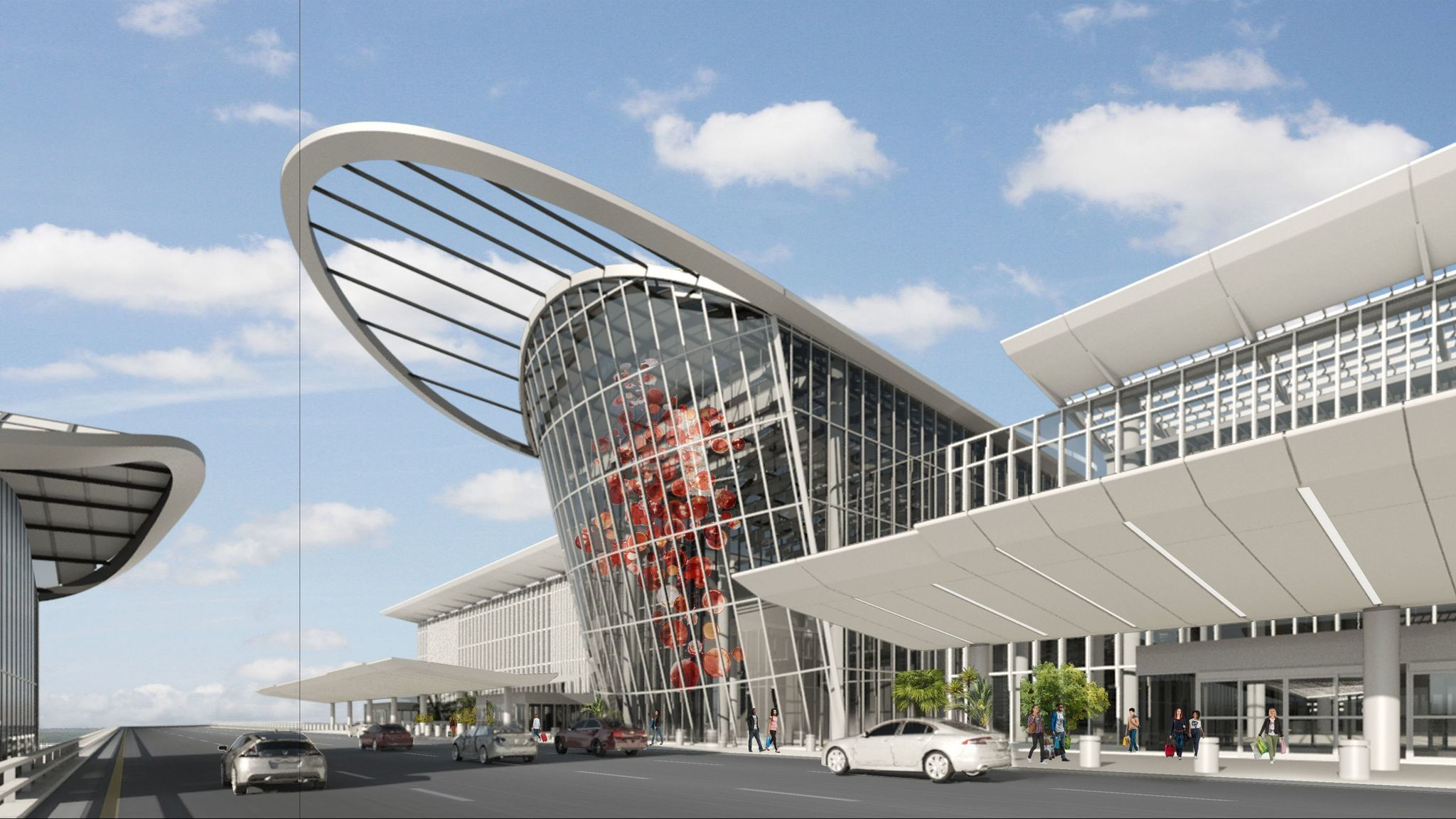 Orlando airport plans for a new terminal already face cost inflation orlando airport plans for a new terminal already face cost inflation orlando sentinel malvernweather Gallery