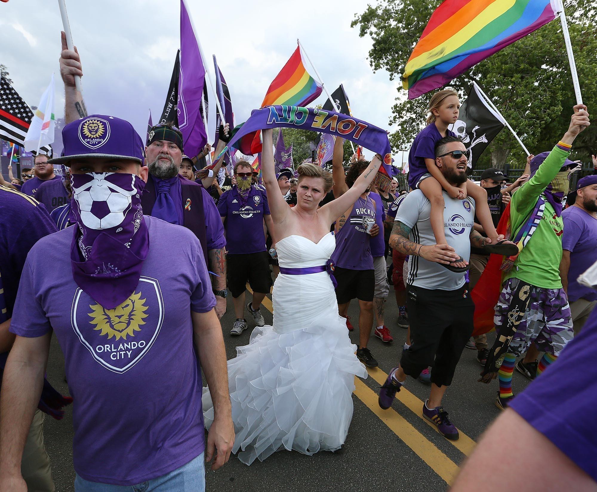 Orlando Wedding Bands 73 Spectacular Orlando City fans get
