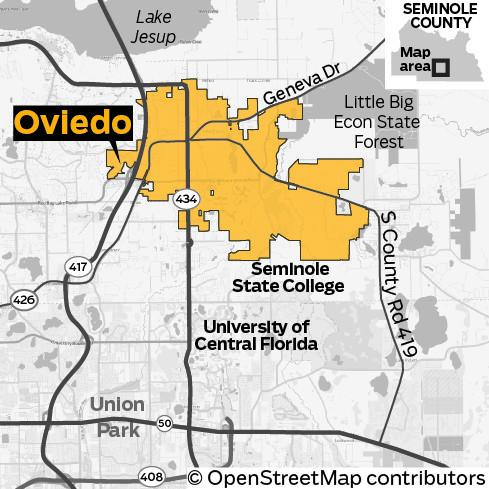 Oviedos schools recreation draw families Orlando Sentinel