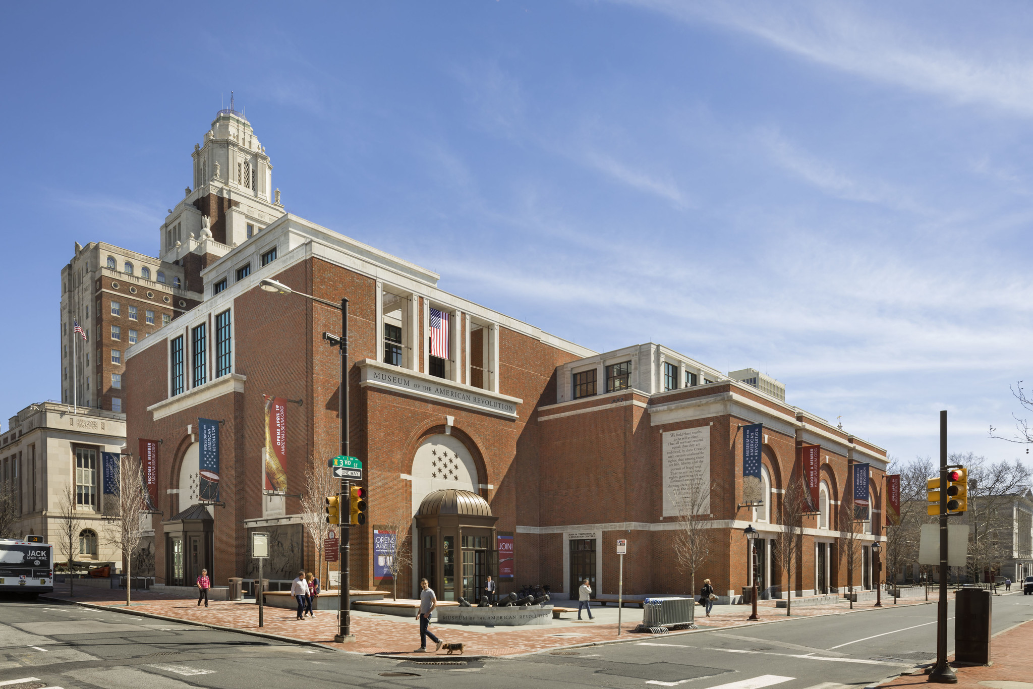 An identity crisis for American architecture?