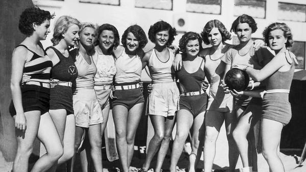 From the Archives: Girls' Dare Club