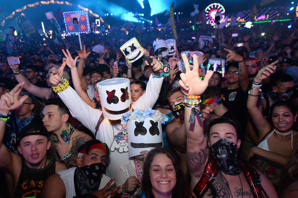 'Why wasn't he taken to a hospital?' Family of man who died at Electric Daisy Carnival demands answers