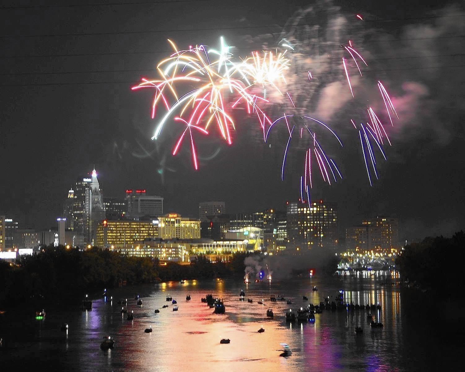 Fourth Of July Where Are The Fireworks Hartford Courant Basics Electrical Firing Firework And Pyrotechnics