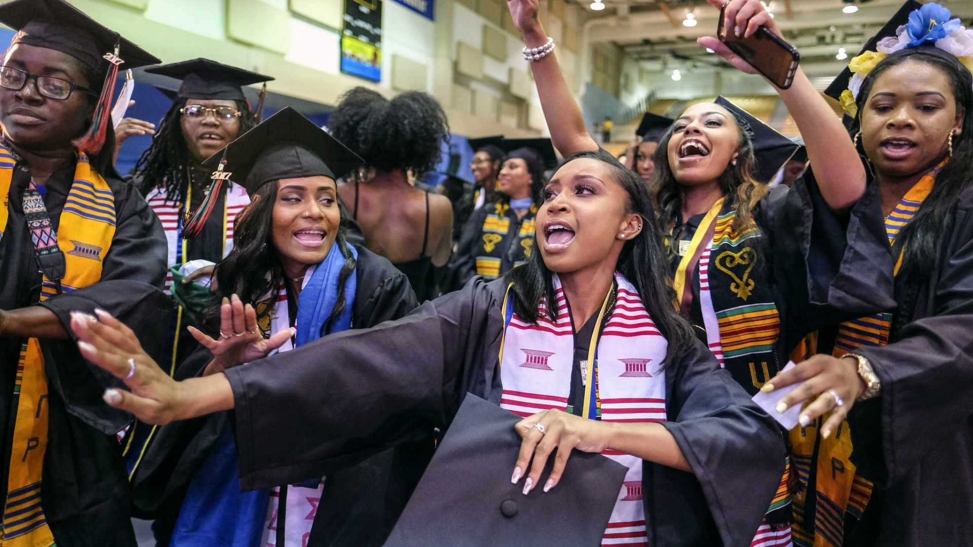 graduation rate trends in california essay Colleges and universities should prepare for seven key trends in the new year,   the university of california, berkeley, for example, tipped over the 100,000   adequately, as well as funding incentives tied to graduation rates.