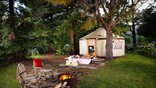8 great campgrounds in California