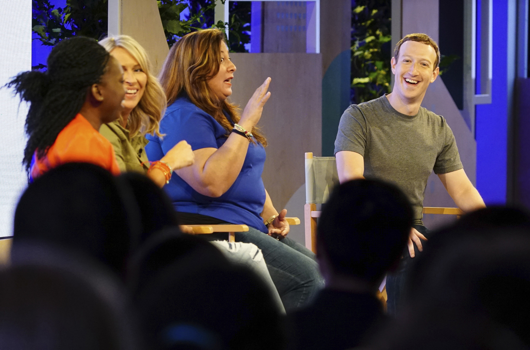 Facebook's Communities Summit Brings Together the Internet's Unifiers in Chicago