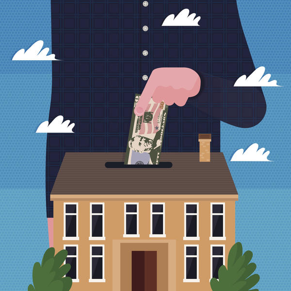 Think twice and get a second opinion before using tax-deferred dollars to pay off a mortgage