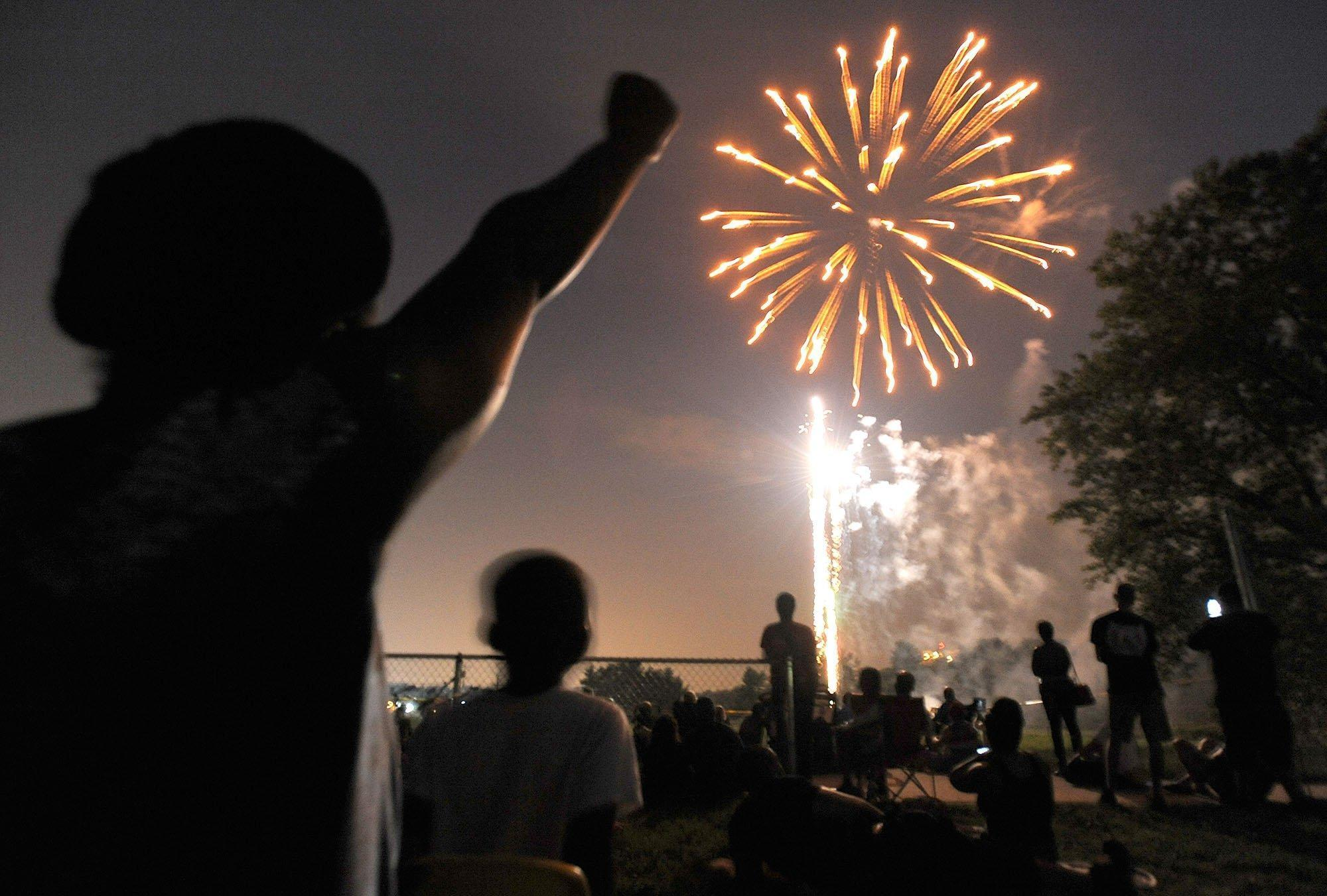As holiday nears, Towson fireworks show still needs funding and volunteers