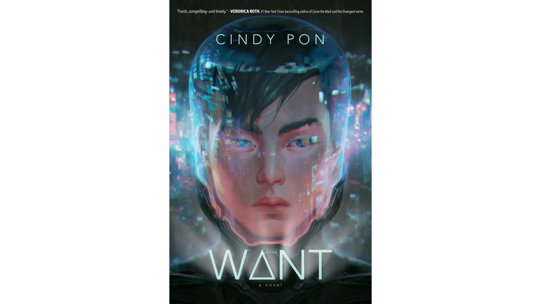 """Want"" by Cindy Pon"
