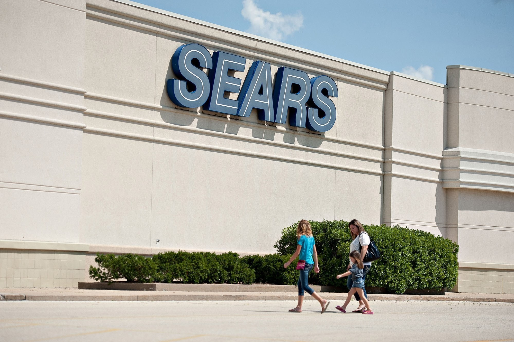 Sears will close stores at Hunt Valley Towne Centre and in