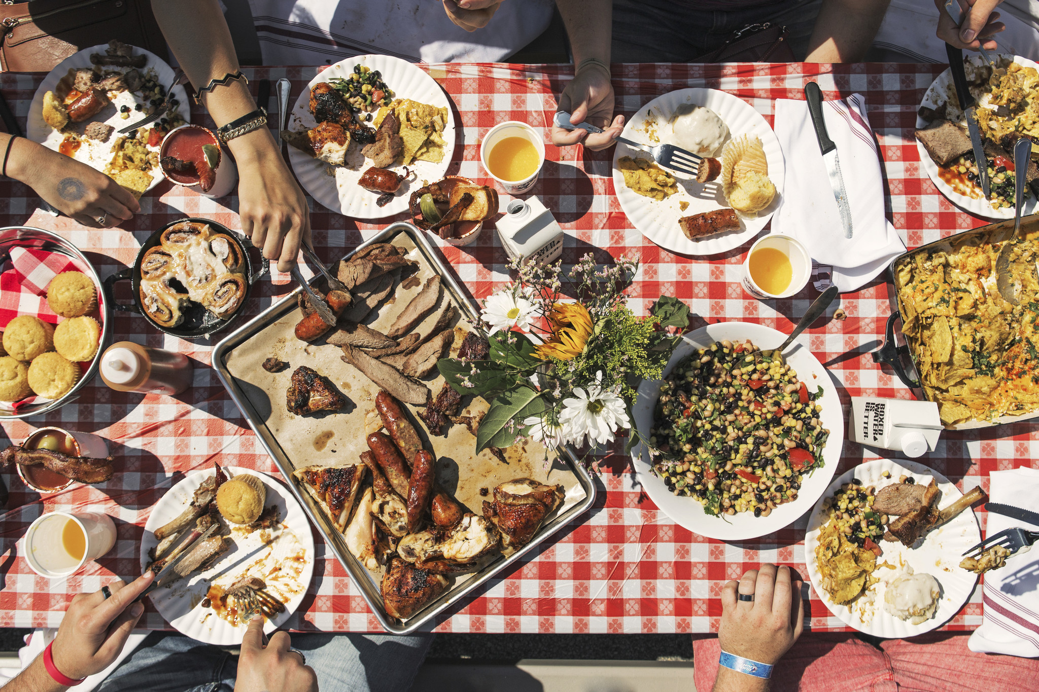 Windy City Smokeout organizers reveal complete menu for the three-day barbecue festival