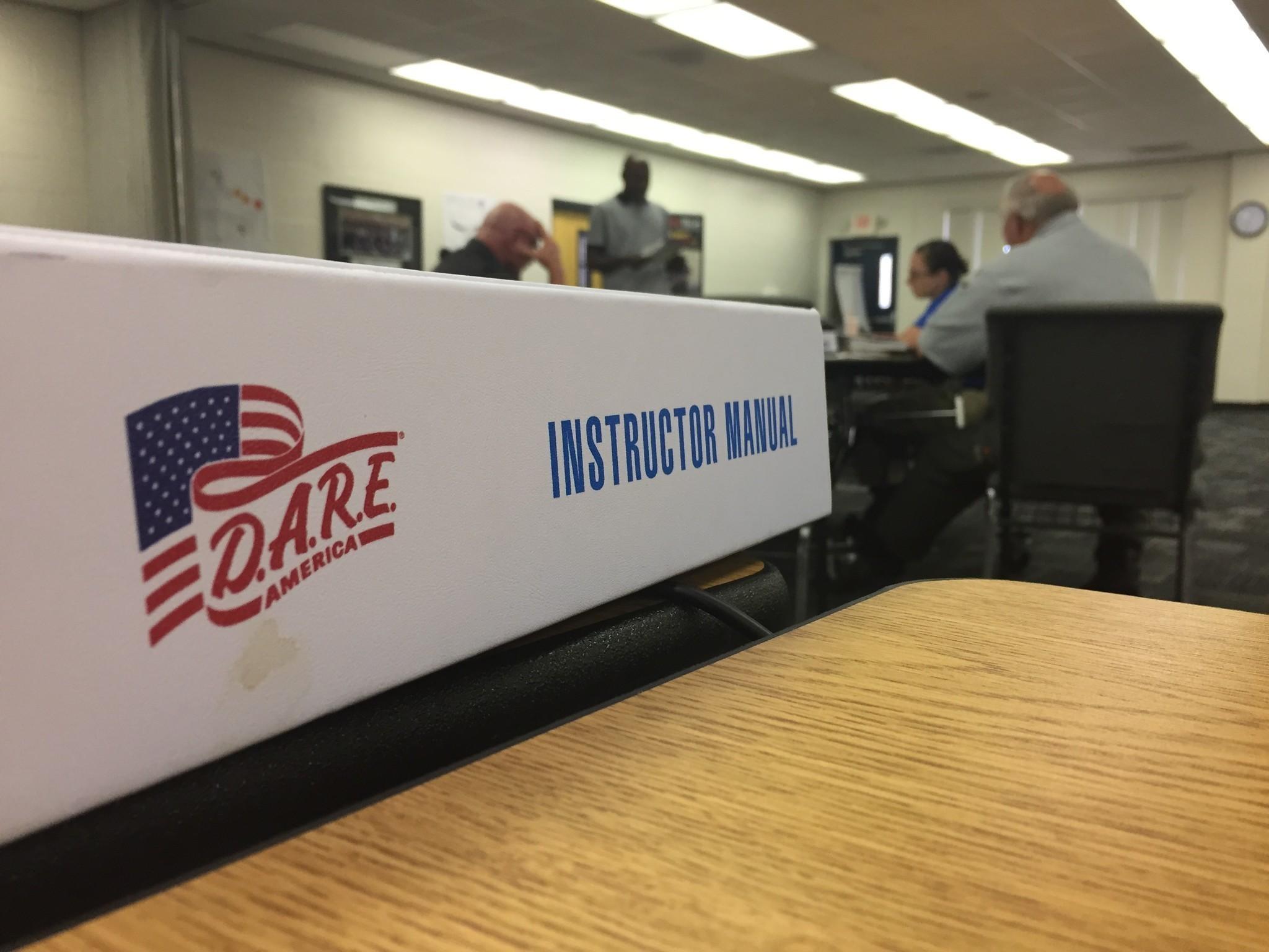 Lake sheriff bringing back drug-education program to classrooms